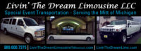 Livin the Dream Limousine MWG 2016 Ad 02.jpg